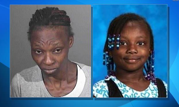 Patricia Evans and Heaven Gardner. (Photos courtesy LASD)