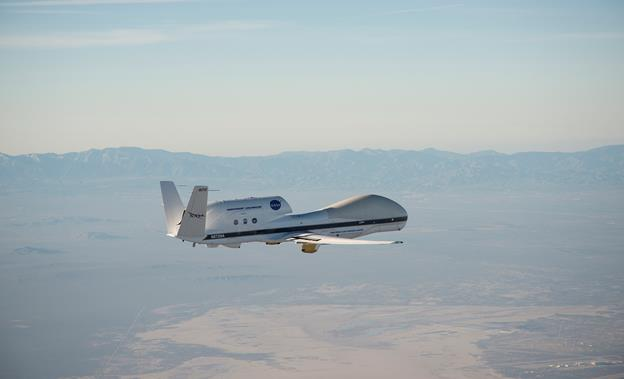 ATTREX will conduct three long-duration science flights totaling 66 hours, averaging more than 22 hours per flight. This year's flights bring the total hours flown in support of ATTREX to about 390 hours since 2011. (Contributed)