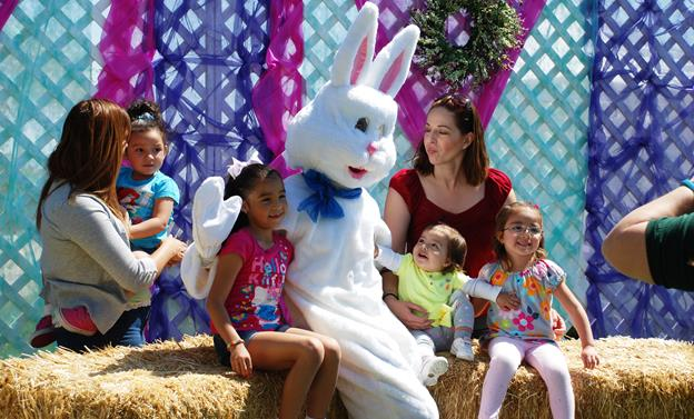 "The Easter Bunny will also be on hand to greet the children.  ""Bunny and Me"" photos will be available for $2. (Contributed)"