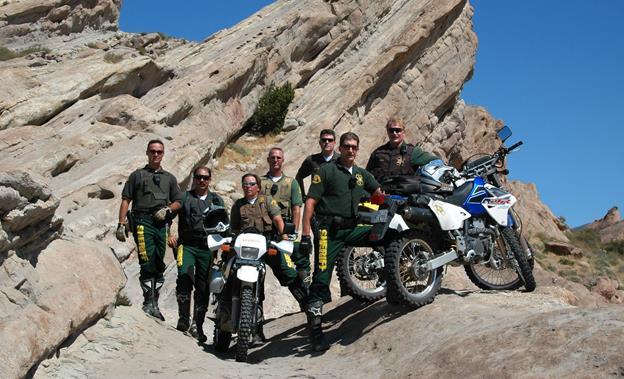 Palmdale OHV team