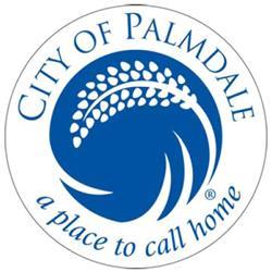 Palmdale logo