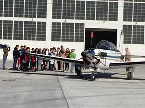Students tour NASA 8