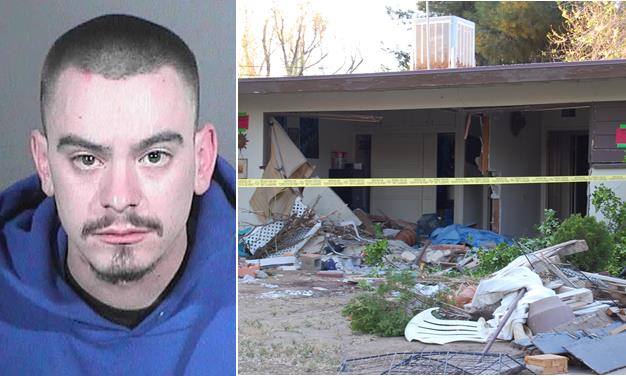 Four felony charges, including murder, were filed March 30 against Aaron Benson in connection with the March 29 crash that killed 71-year-old Patricia Ann Holmes, according to the Los Angeles County District Attorney's Office.