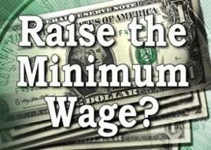 Business forum minimum wage increase Lancaster