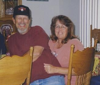 Glenn (shown with wife, Sally Grimm) could get along with any type of personality, whether a doctor or a ditch digger. [Contributed]