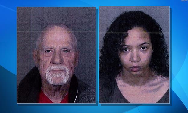 Jabe Satterfield, 77, and Tiffany Shorter, 26, both Pomona residents owned the Green Cactus Collective Medical Marijuana Dispensary, which was located at 36153 Sierra Highway, according to the Department of Insurance. Both were arrested on suspicion of workers' compensation fraud for allegedly failing to carry the coverage for their employees. (Photos courtesy California Department of Insurance.)