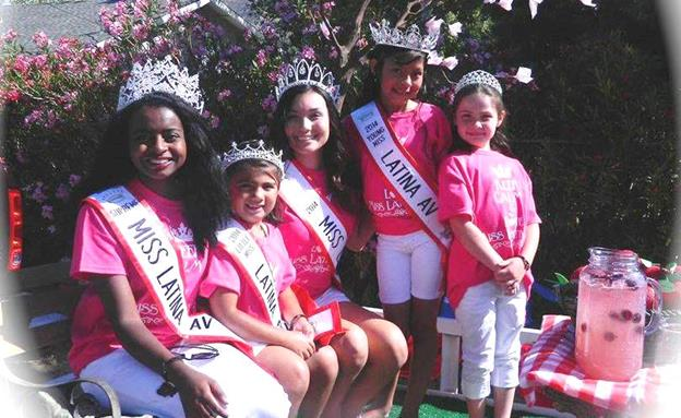 Miss Latina AV 2014 queens. (Contributed photo)
