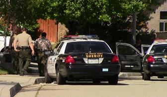 The case stems from an April 1 incident when authorities were called to a Palmdale home in the 2500 block of Alexander Avenue regarding an infant not breathing. (LUIS MEZA)