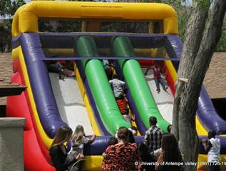 The event will also lots of other fun children's activities, according to organizers. (Contributed photo of last year's event.)