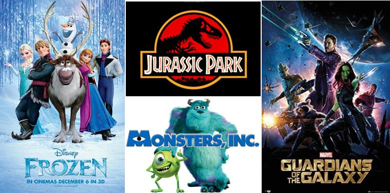 Palmdale Family Movie Nights preview 2015