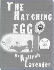 "[Click image to read ""The Hatching Egg.]"