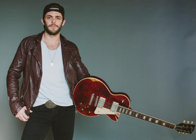 ACM New Artist of the Year nominee Thomas Rhett. (contributed)