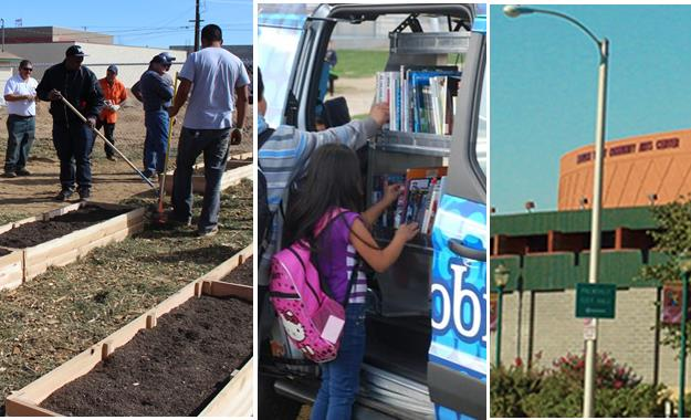 Volunteer opportunities at City of Palmdale