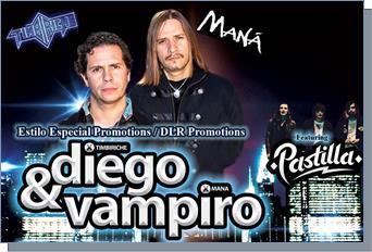 Diego y Vampiro 2