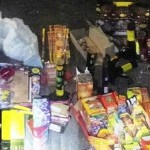 Fireworks safety tips, illegal fireworks warning