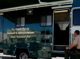 On display will be LASD's mobile command center and specialized vehicles and motorcycles.