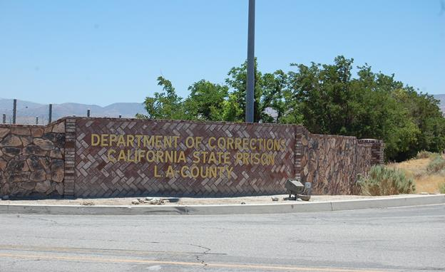 The prison is located at 44750 60th Street West in Lancaster. [File photo]