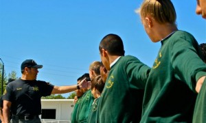"""VIDA is designed to redirect """"at-risk"""" youth with issues such as defiance, anger, failing grades, truancy, family discord and substance abuse. (Image courtesy LASD)"""
