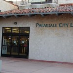 Palmdale City Library book sale this Saturday