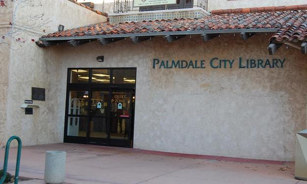 Palmdale City Library