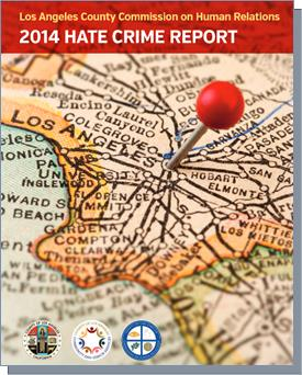 [Click image to view 2014 Hate Crime Report.]