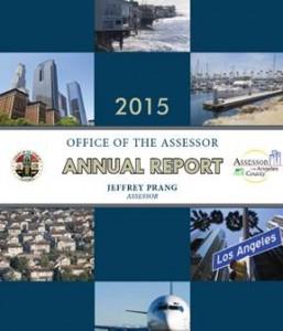 2015 assessor annual report