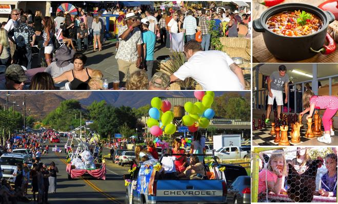 The family-friendly festivities will kick off at 4 p.m. Saturday, Sept. 19, with a parade that travels north on Agua Dulce Canyon Road, from Davenport Road to Darling Road. When the parade winds down, the Fair begins at the Agua Dulce Women's Club, located at 33201 Agua Dulce Canyon Road. [Contributed images]