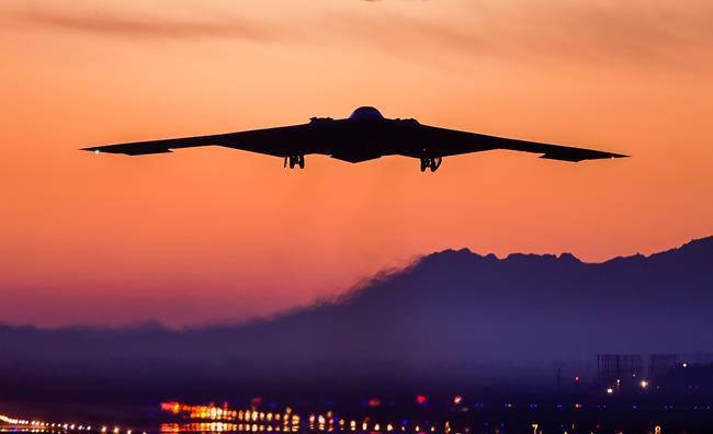 B-2 Spirit of Ohio
