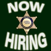 LASD hiring