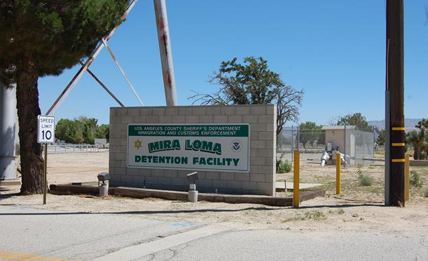 "The Lancaster jail is a retrofit of a federal immigration detention center to create a more open, campus-like environment offering ""gender-responsive programs."""