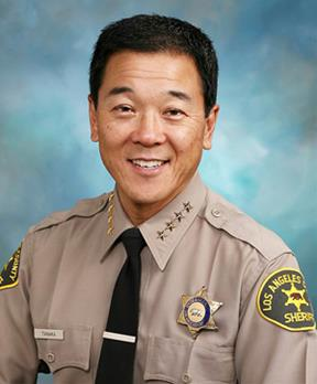 Paul Tanaka retired from the sheriff's department in August 2013.
