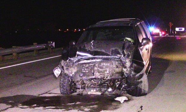 Man killed in 14 Freeway crash [updated]