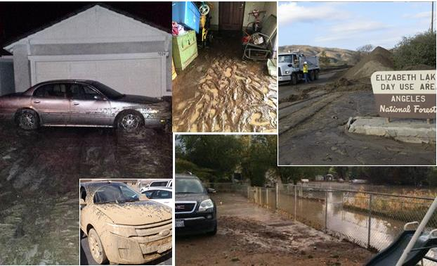 [Oct. 14 flood images contributed by local readers.]
