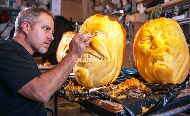 Rise of the Jack O'Lanterns is a unique, all-age, Halloween extravaganza featuring more than 5,000 professionally carved Jack O'Lanterns by artists and sculptors. [contributed]