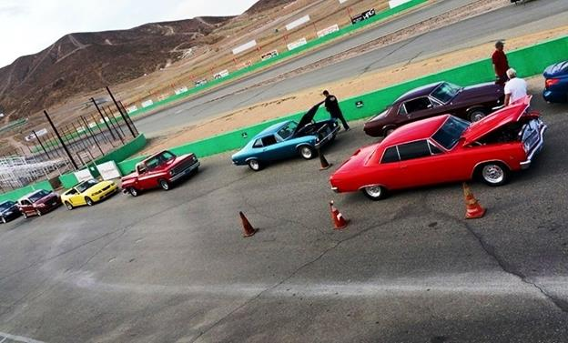All-Star Drifting and Drag Racing at Willow Springs Raceway