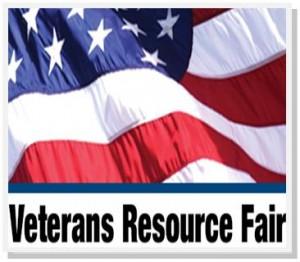 Resource Fair veterans