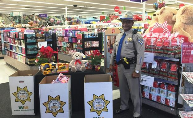 California Highway Patrol Officer P. Torres [contributed]