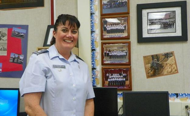 Colonel Traci Scott, Civil Air Patrol Chief of Staff [contributed]