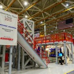 "Northrop Grumman's F-35 Integrated Assembly Line in Palmdale was named ""Assembly Plant of the Year"" by Assembly Magazine  in 2013, the first and only time to date that this honor has been bestowed on an aerospace and defense contractor. [contributed]"