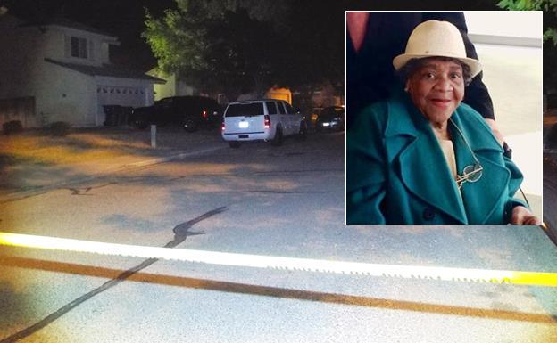On June 18, 2015, 86-year-old Annie Margaret Bell was found stabbed to death at her home in the 44600 block of Stillwater Drive in Lancaster.