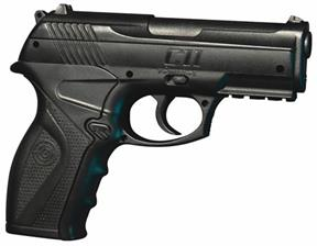 A BB Gun similar to this one was recovered from the scene, sheriff's officials said.