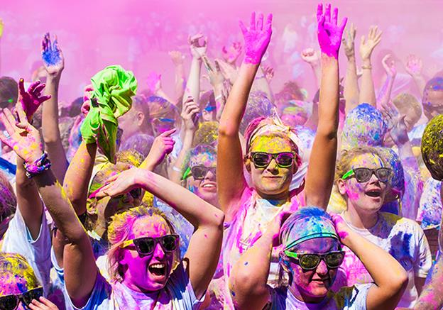 Color Vibe 2016 preview