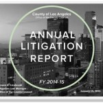 County Litigation Cost Report graphic