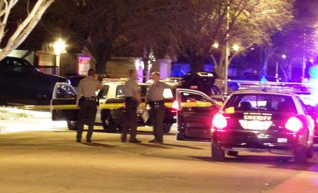 deputy involved shooting Lancaster Feb. 11