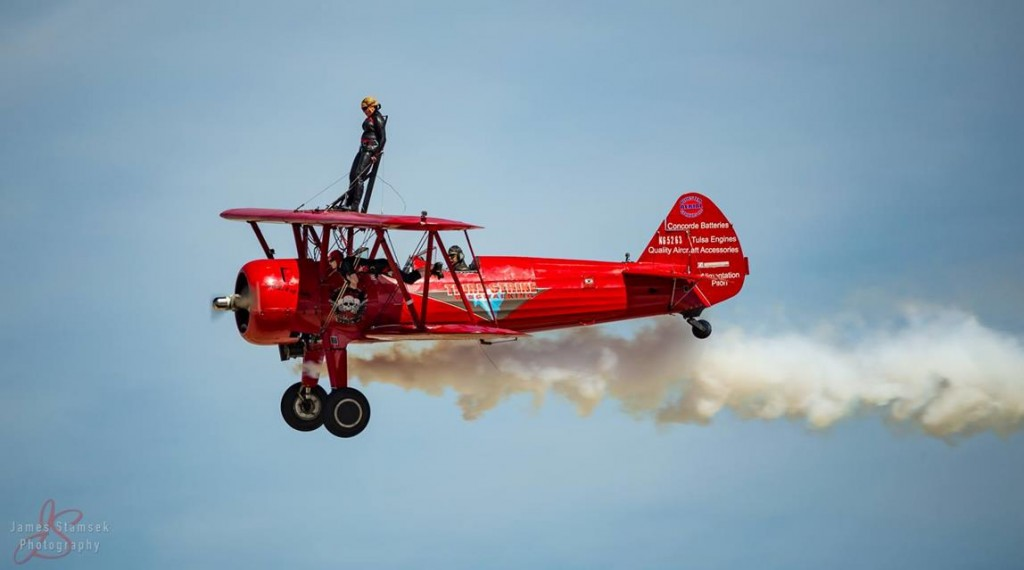 [Photo by James Stamsek. View Stamsek's entire album of 85 photographs from the 2016 Los Angeles County Air Show here.]