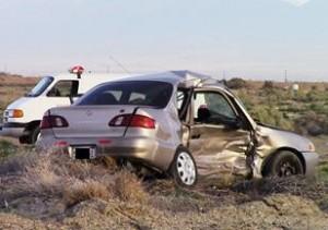 The Corolla's male driver and male passenger were pronounced dead at the scene. [LUIS MEZA]