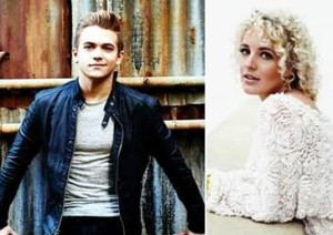 Country music artist Hunter Hayes will performer Aug. 23 with special guest Cam. [contributed]