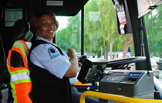 la metro bus driver jobs