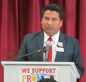 Palmdale School District Superintendent Raúl Maldonado.[contributed]