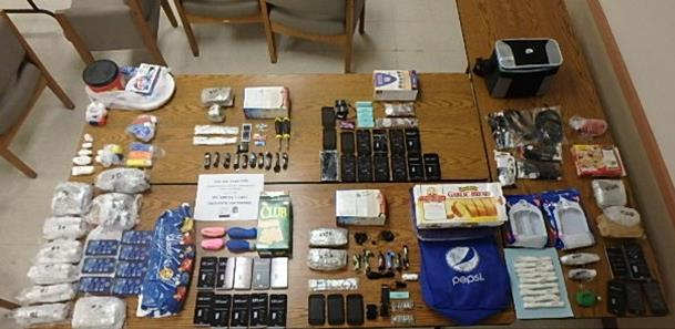 This contraband load with approximately $1 million worth of drugs was seized on Aug. 7, 2015, authorities said. [Photo courtesy: US Attorney's Office.]